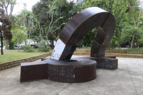 Escultura parcialmente utilitária